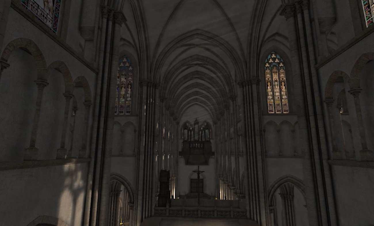 Dijon 1526 - 3D Saint Chapel